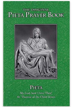 Pieta Prayer Book Large