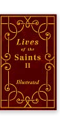 Lives of the Saints II Hardcover