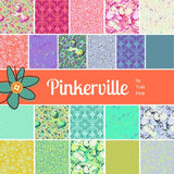 10'' Charm Packs Pinkerville Tula Pink