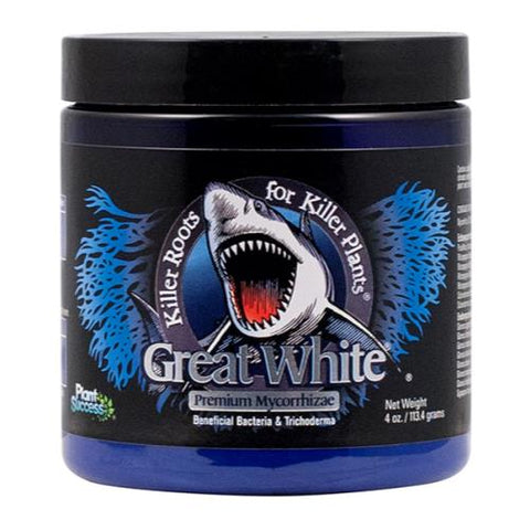 Great White Premium Mycorrhizae