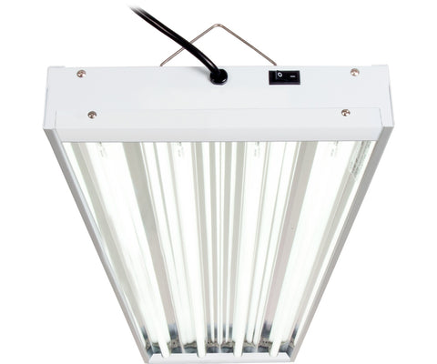 AgroBrite 4' 4 Tube T5 with Lamps
