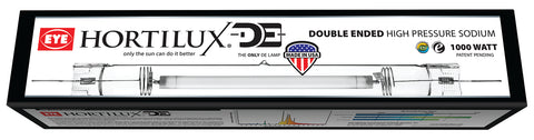 Hortilux Double Ended HPS 1000W
