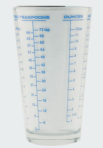 Big Shot Measuring Glass