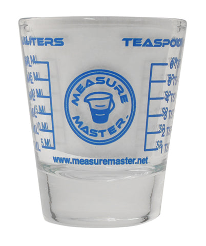 Sure Shot Measuring Glass