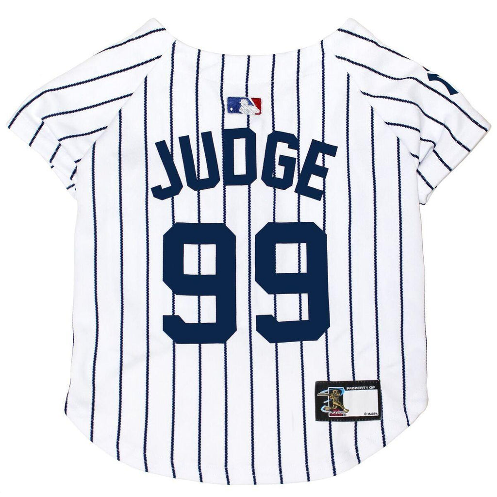 Aaron Judge #99 Pet Dog Jersey by Pets First