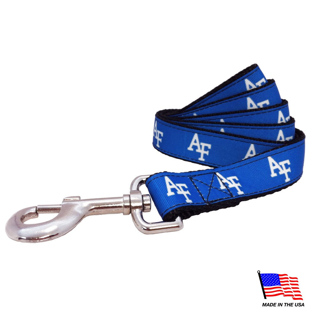 Air Force Falcons NCAA Pet Dog Leash by All Star Dogs