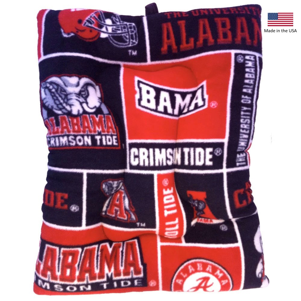 Alabama Crimson Tide NCAA Pet Dog Slumber Bed by All Star Dogs