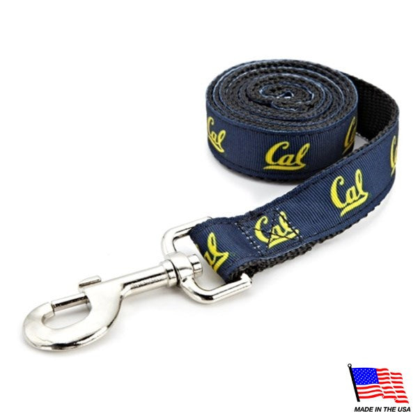 California Berkeley NCAA Pet Dog Leash by All Star Dogs