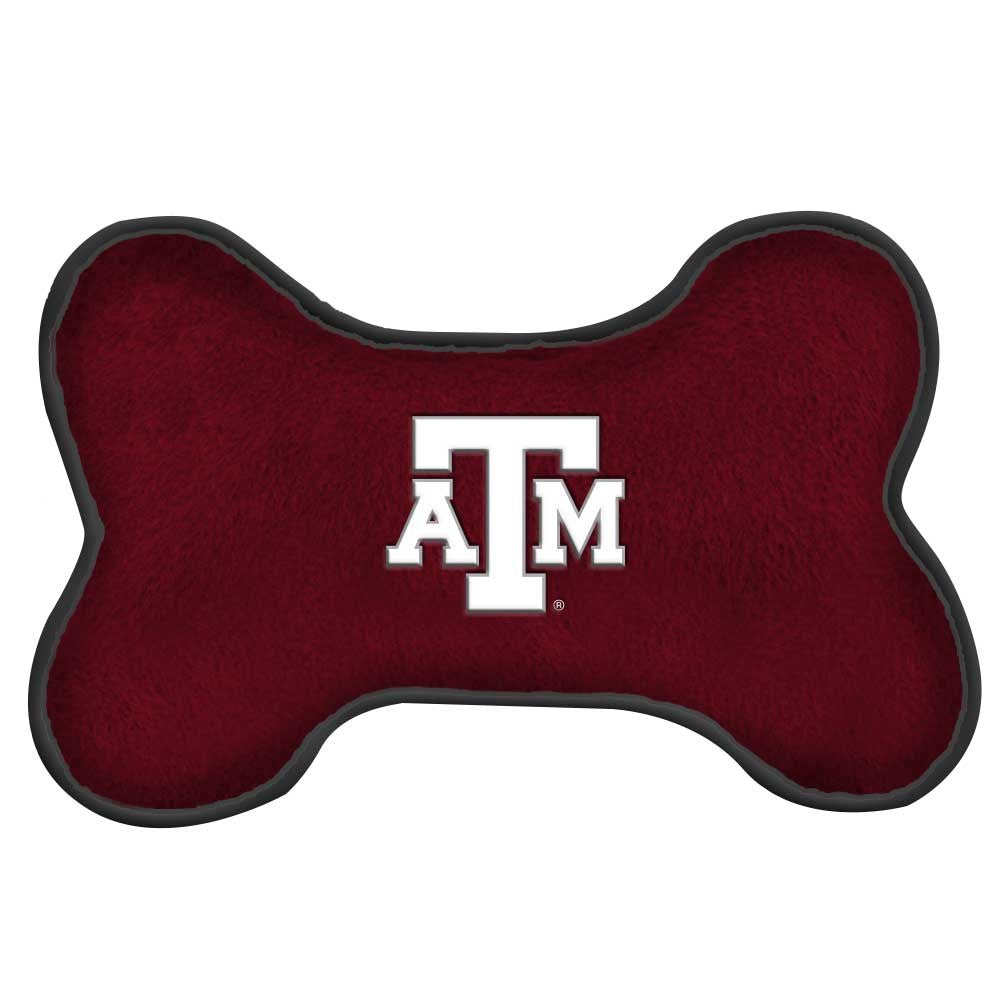 Texas A&M Aggies NCAA Squeak Pet Dog Toy by All Star Dogs