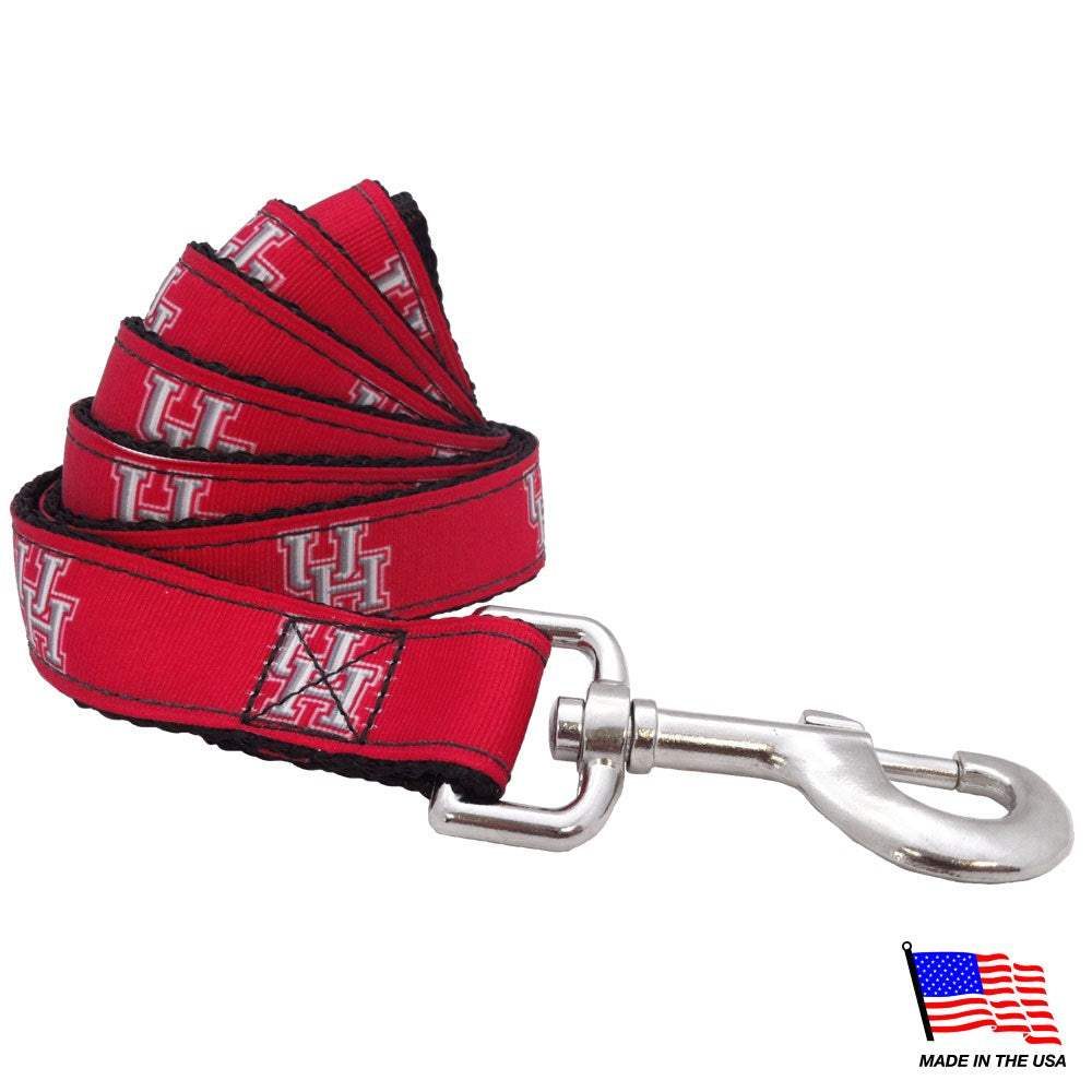 Houston Cougars NCAA Pet Dog Leash by All Star Dogs