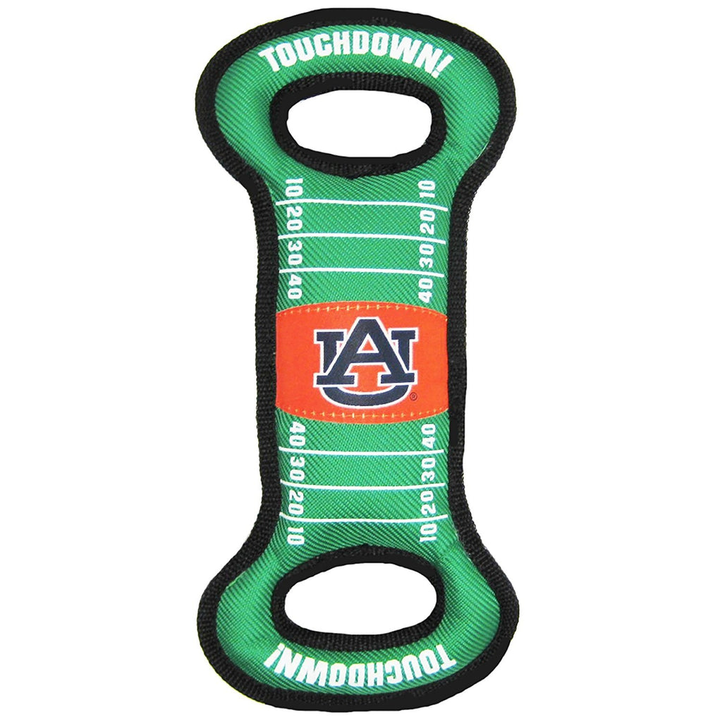 Auburn Tigers Field Pull Pet Dog Toy by Pets First