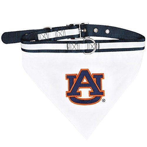 Auburn Pet Dog Collar Bandana by Pets First