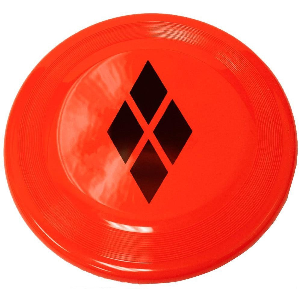 Buckle-Down Harley Quinn Diamond Frisbee Pet Dog Toy by Buckle-Down