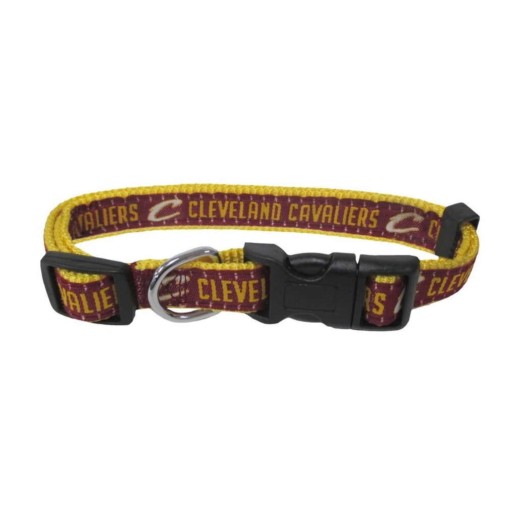 Cleveland Cavaliers Pet Dog Collar by Pets First