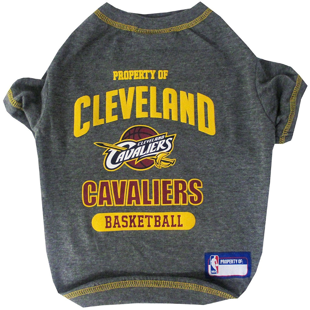 Cleveland Cavaliers Pet Dog T-Shirt by Pets First