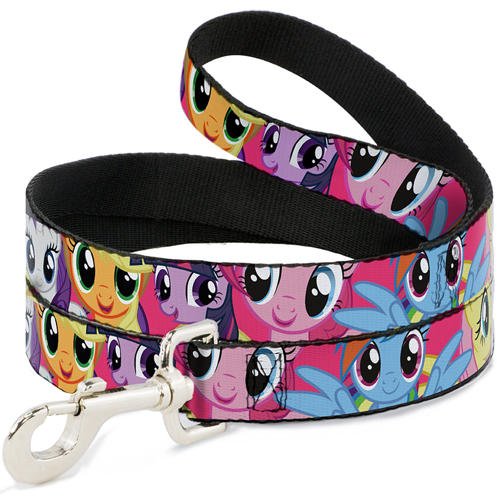 Buckle-Down My Little Pony Fuchsia Pet Dog Leash by Buckle-Down