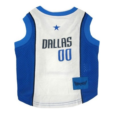 Dallas Mavericks Pet Dog Jersey by Pets First