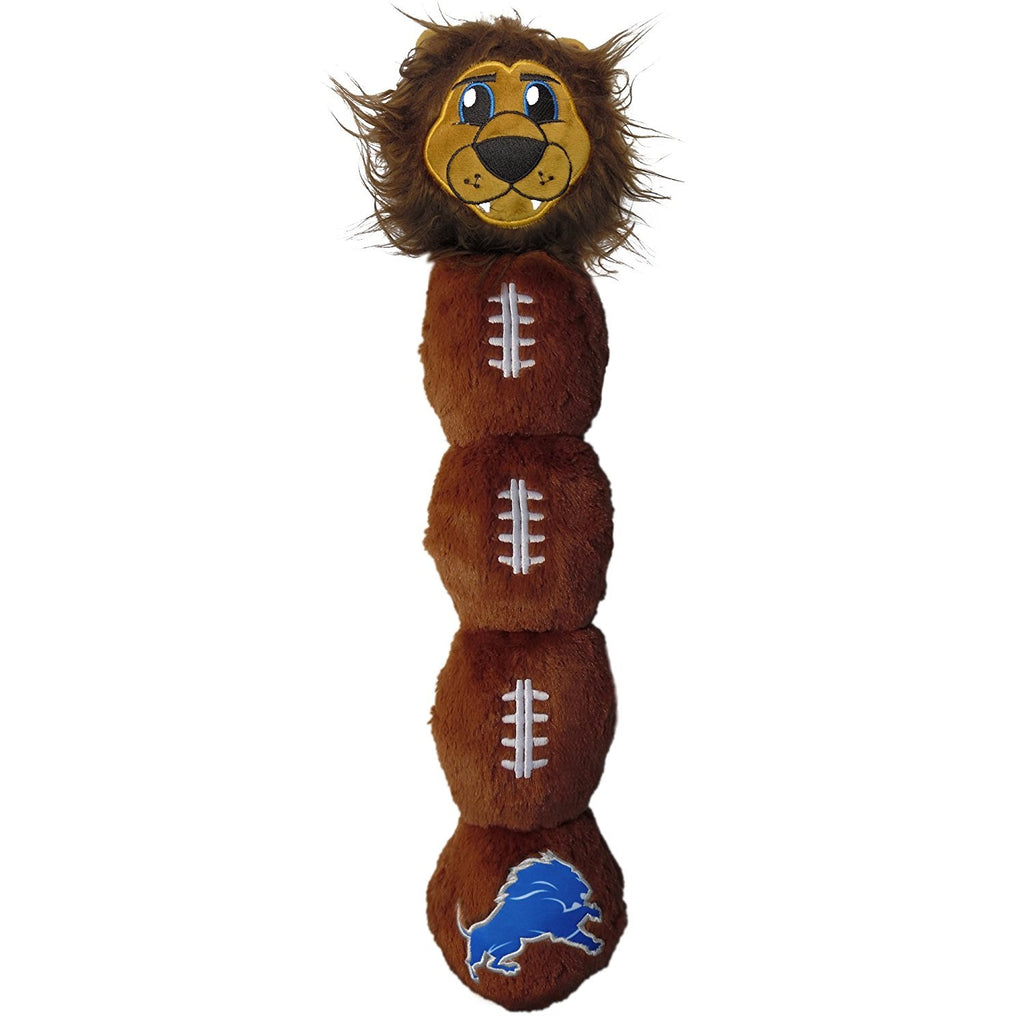 Detroit Lions Pet Dog Mascot Toy by Pets First