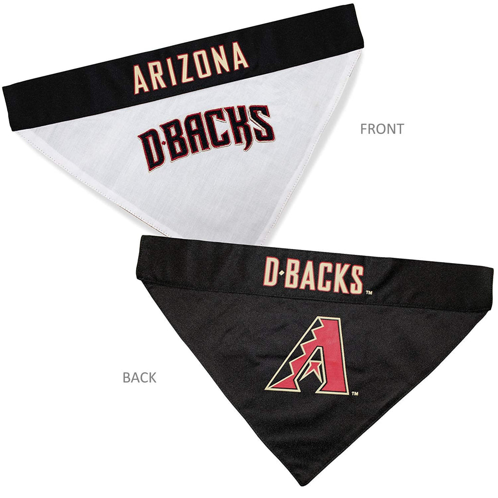 Arizona Diamondbacks Pet Dog Reversible Bandana by Pets First