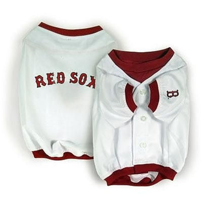 Boston Red Sox Alternate Style Pet Dog Jersey by SportyK9