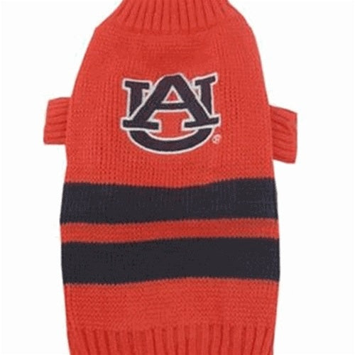 Auburn Pet Dog Sweater by Pets First