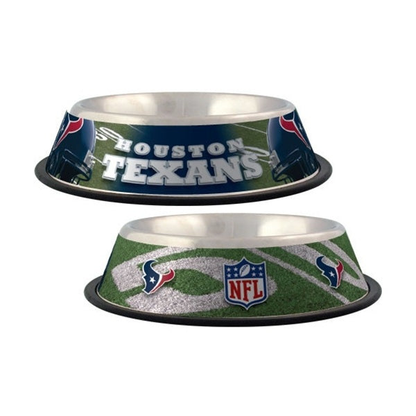 Houston Texans Pet Dog Bowl by Hunter