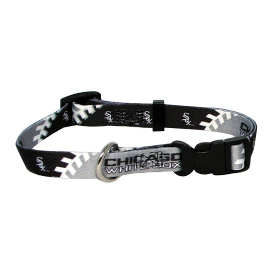 Chicago White Sox Pet Dog Collar by Hunter