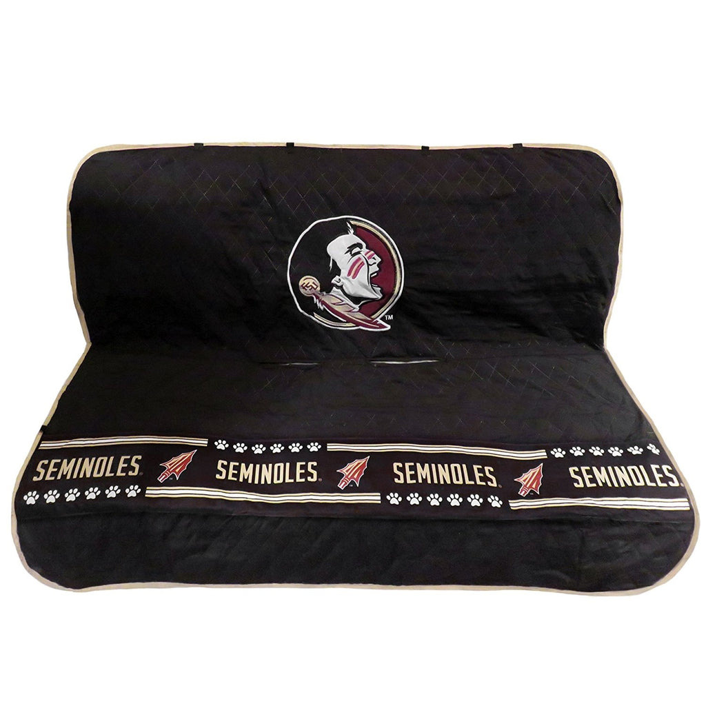 Florida State Seminoles Seminoles Pet Dog Car Seat Cover by Pets First