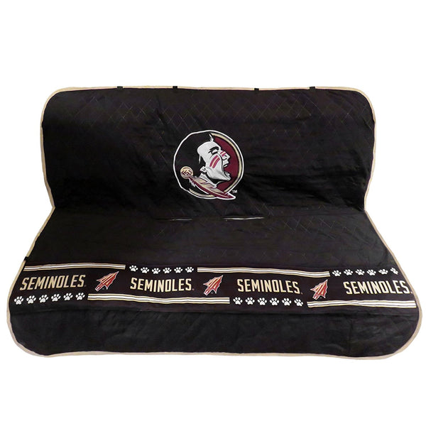 Florida State Seminoles Seminoles Pet Dog Car Seat Cover