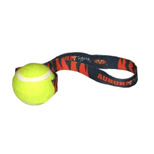Auburn Tigers Tennis Ball Toss Pet Dog Toy by Hunter