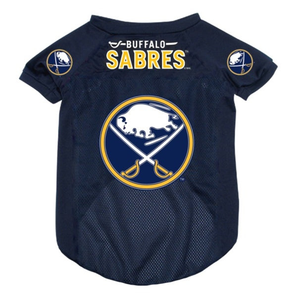 Buffalo Sabres Pet Dog Jersey #2 by Hunter
