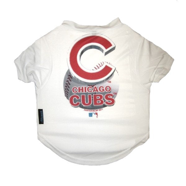 Chicago Cubs Performance Pet Dog Tee Shirt by Hunter