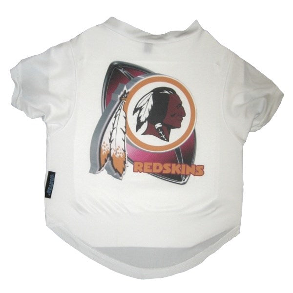 Washington Redskins Performance Pet Dog Tee Shirt by Hunter