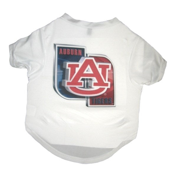 Auburn Tigers Performance Pet Dog Tee Shirt by Hunter