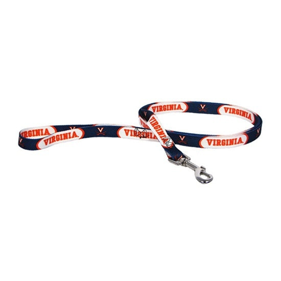 Virginia Cavaliers Pet Dog Leash by Hunter