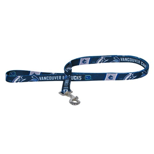 Vancouver Canucks Pet Dog Leash by Hunter