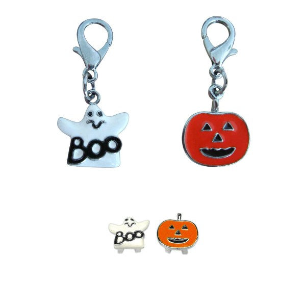 Halloween Pet Dog Collar Charm by Mirage Pet Products