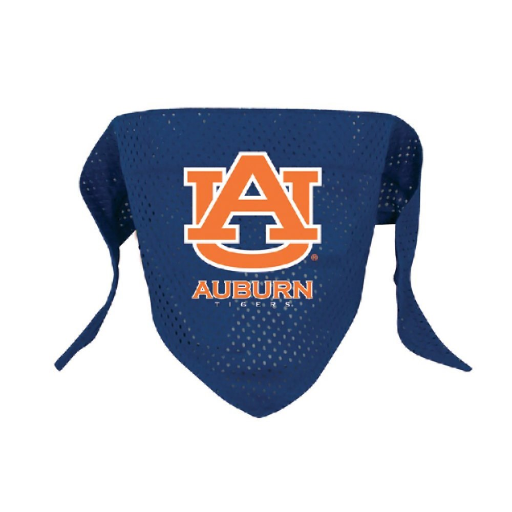 Auburn Tigers Pet Dog Mesh Bandana by Hunter