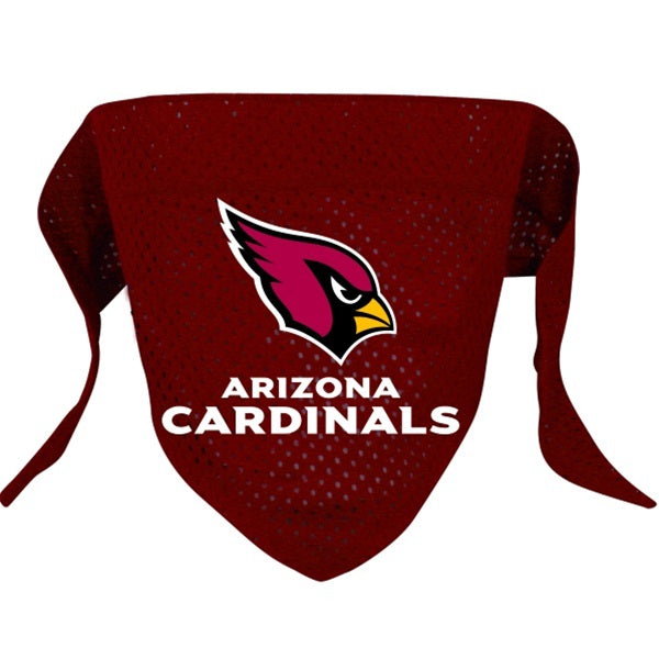 Arizona Cardinals Mesh Pet Dog Bandana by Hunter