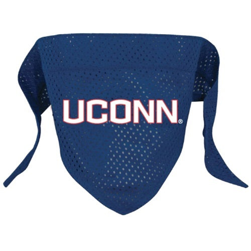 UConn Huskies Pet Dog Mesh Bandana by Hunter