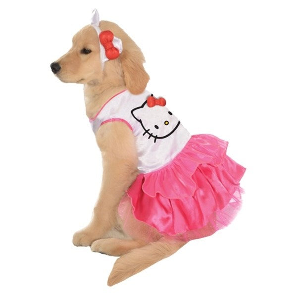 Hello Kitty Pet Dog Costume by Rubie's Costume Co
