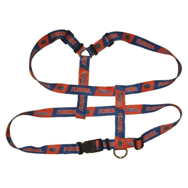 Florida Gators Pet Dog Harness by Hunter