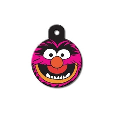 The MupPet Pet Dogs Animal Circle ID Tag by Hillman Group