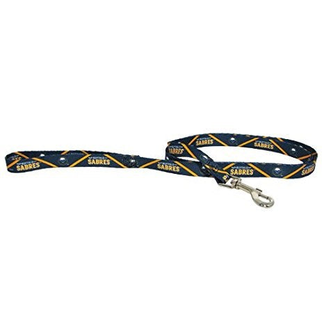 Buffalo Sabres Pet Dog Leash by Hunter