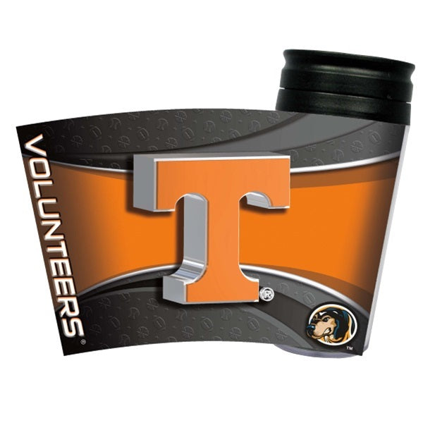 Tennessee VolunPet Dog Teers Acrylic Tumbler Lid by Hunter