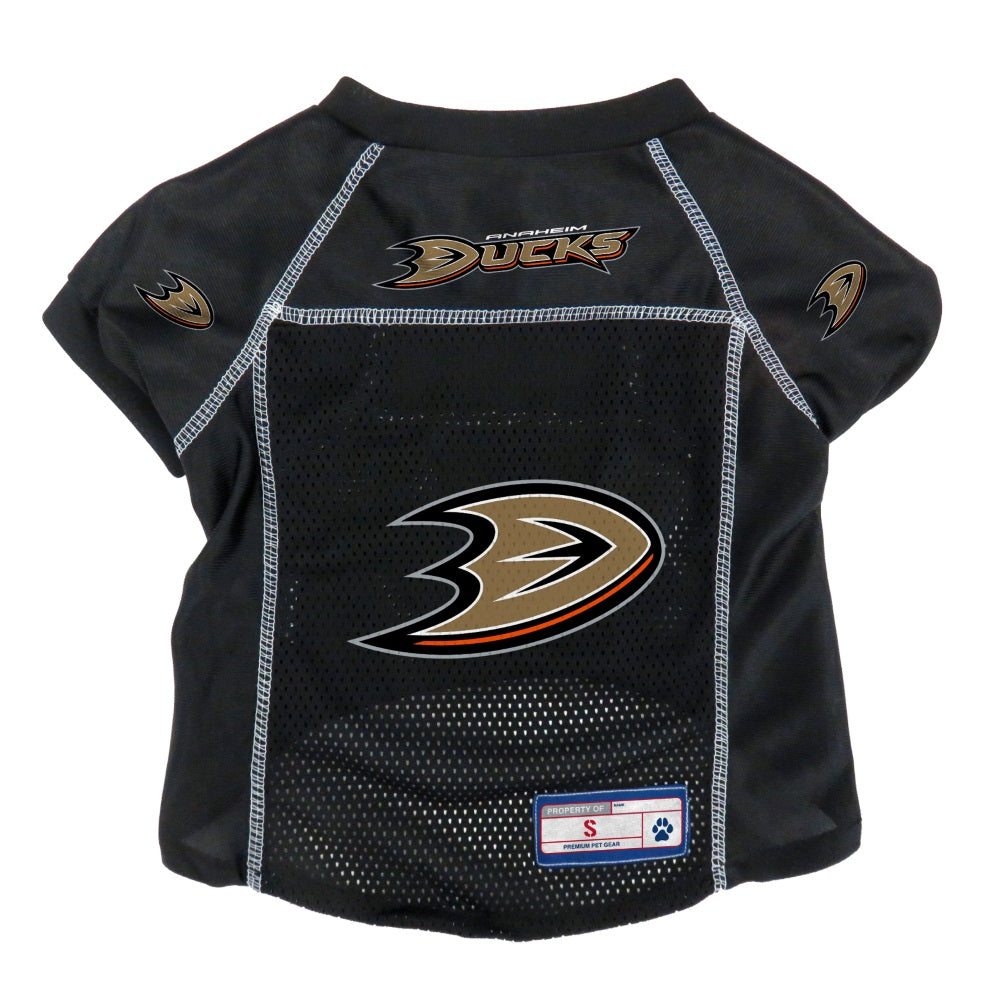 Anaheim Ducks Pet Dog Mesh Jersey by Little Earth