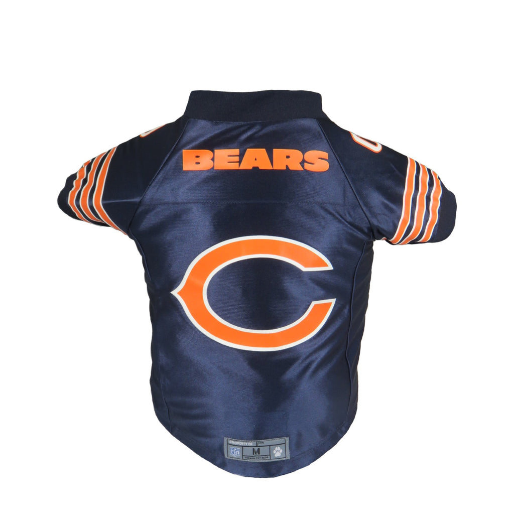 Chicago Bears Pet Dog Premium Jersey by Little Earth