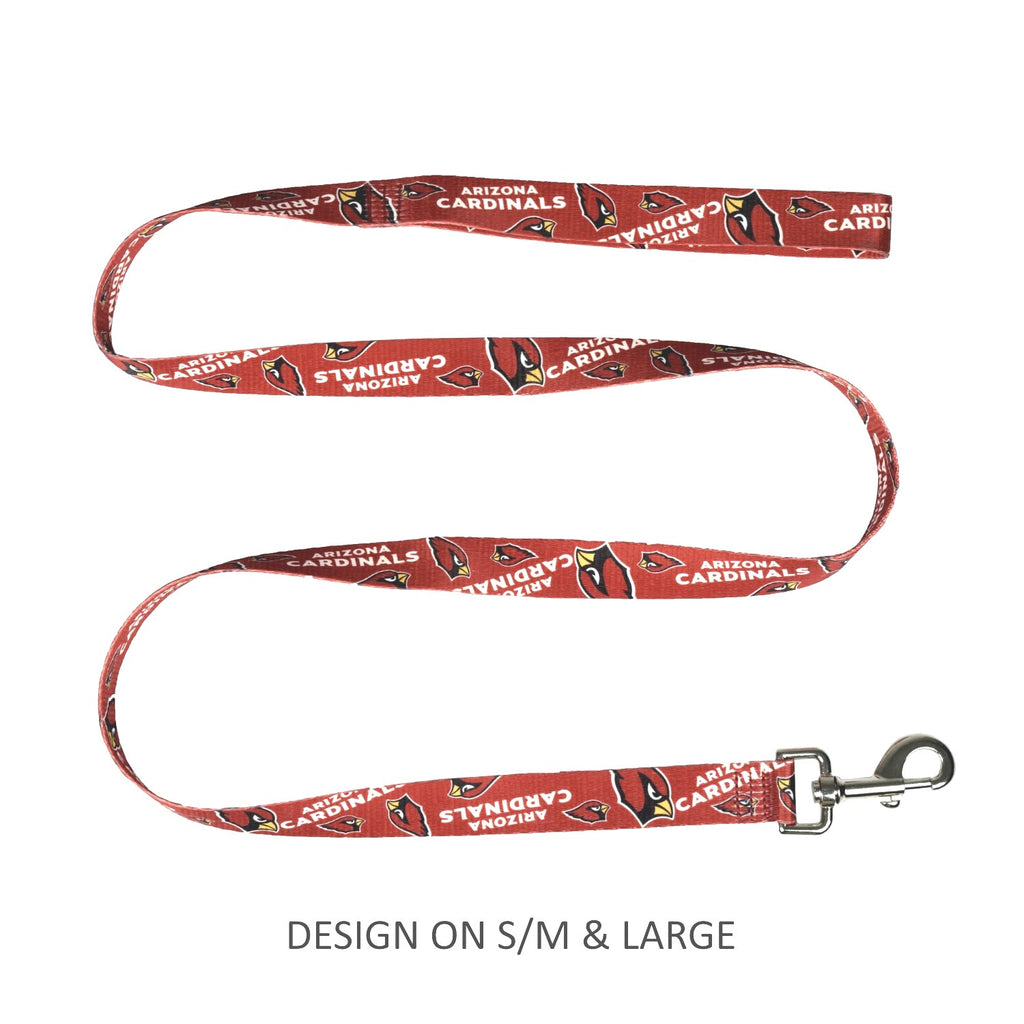 Arizona Cardinals Pet Dog Nylon Leash by Little Earth