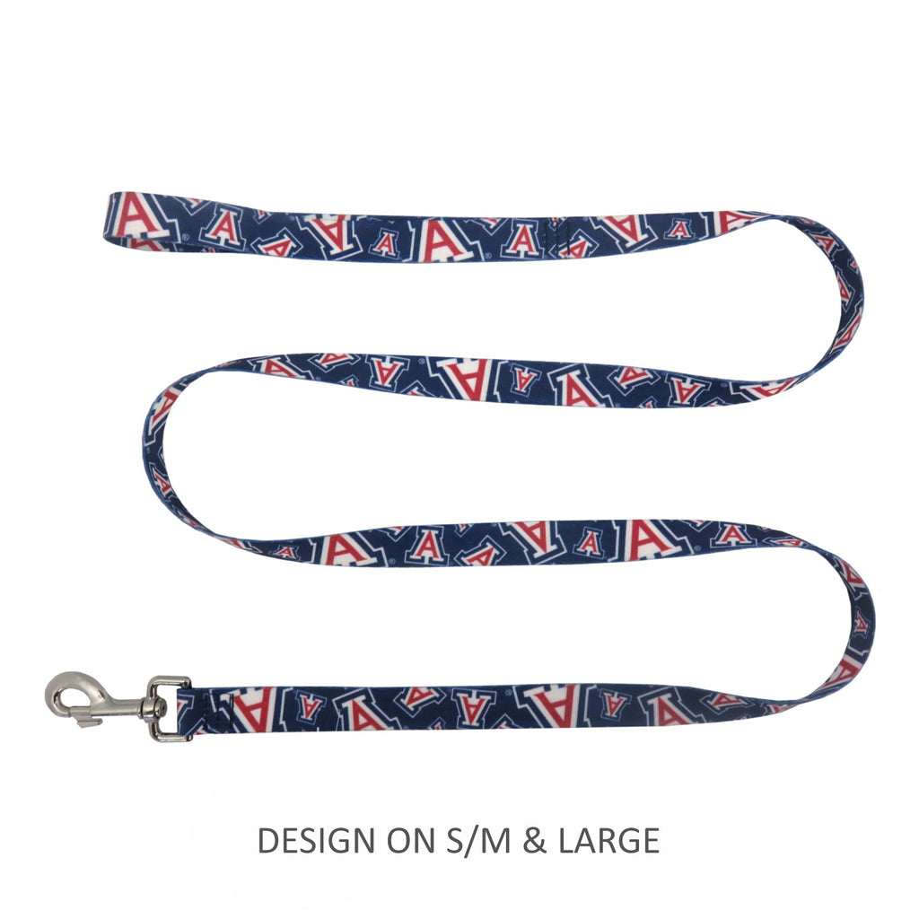 Arizona Wildcats Pet Dog Nylon Leash by Little Earth