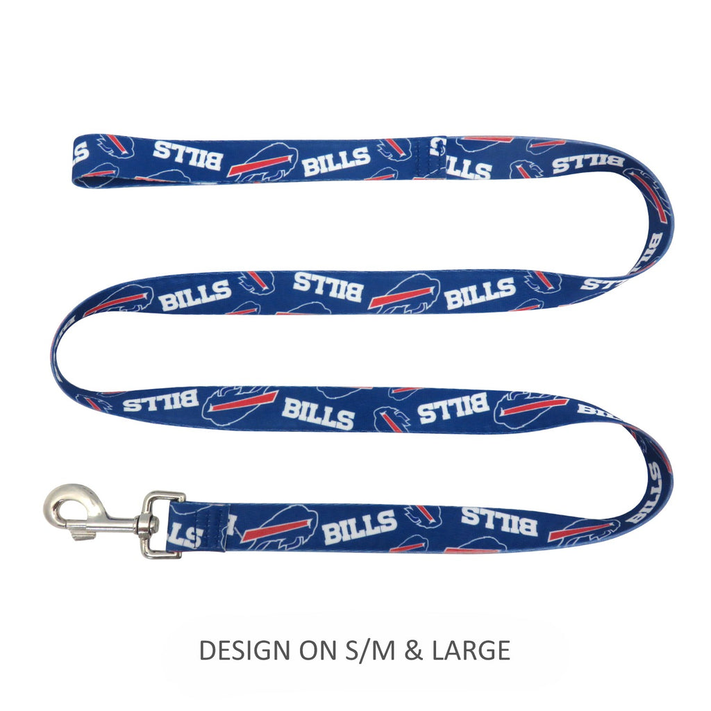 Buffalo Bills Pet Dog Nylon Leash by Little Earth